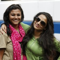 Vidya behind scenes of The Dirty Picture | The Dirty Picture Photo Gallery