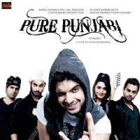 Karan Kundra in Pure Punjabi movie poster | Pure Punjabi Event Photo Gallery