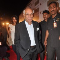 Yash Raj Chopra at DY Patil Awards