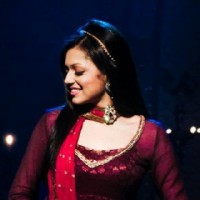 Drashti as Geet on sangeet