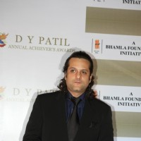 Fardeen Khan at DY Patil Annual Achiever's Awards at Hotel Taj Lands End in Bandra, Mumbai