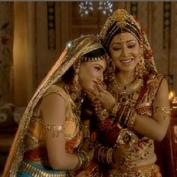 A Beautiful Moment Between Sita & Her Sister Urmila