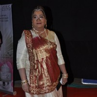 Pratima Kazmi at Red Carpet of Golden Petal Awards By Colors in Filmcity, Mumbai