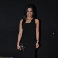 Deepshikha Nagpal at Red Carpet of Golden Petal Awards By Colors in Filmcity, Mumbai