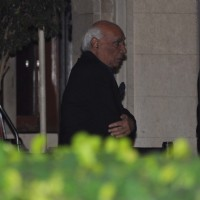 Yash Raj Chopra grace Tom Cruise welcome party at Taj Mahal Hotel, colaba