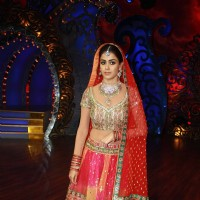 Genelia D'Souza add glamour to 'Nach Le Ve With Saroj Khan - Season 3'