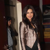 Priyanka Chopra at Don 2 special screening at PVR | Don 2 Event Photo Gallery