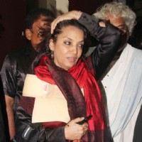 Shabana Azmi at Don 2 special screening at PVR | Don 2 Event Photo Gallery