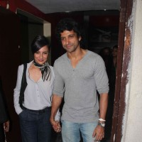 Farhan Akhtar at Don 2 special screening at PVR | Don 2 Event Photo Gallery