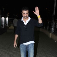 Sanjay Kapoor at Don 2 special screening at PVR | Don 2 Event Photo Gallery