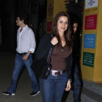 Neelam Kothari at Don 2 special screening at PVR | Don 2 Event Photo Gallery