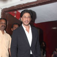 Shah Rukh Khan at Don 2 special screening at PVR | Don 2 Event Photo Gallery