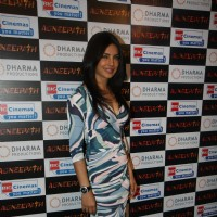 Priyanka Chopra gestures during the promo launch of film 'Agneepath' in Mumbai | Agneepath(2012) Event Photo Gallery
