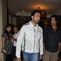 Abhishek Bachchan at film PLAYERS media interviews at Hotel JW Marriott in Mumbai | Players Event Photo Gallery