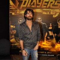 Neil Nitin Mukesh at film PLAYERS media interviews at Hotel JW Marriott in Mumbai | Players Event Photo Gallery