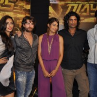 Sonam Kapoor, Abhishek Bachchan, Neil Nitin, Bipasha Basu at film PLAYERS media interviews at Hotel JW Marriott in Mumbai | Players Event Photo Gallery