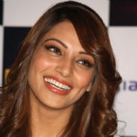 "Bipasha Basu at ""Blu O"" to promote her film ""Players"", in New Delhi 
