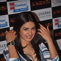 Priyanka Chopra at 'Agneepath' trailer launch event at Imax, Wadala | Agneepath(2012) Event Photo Gallery