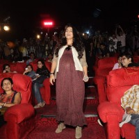 Vidya Balan promotes 'Kahaani' at PVR in Mumbai | Kahaani Event Photo Gallery