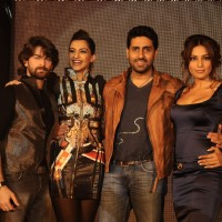 Abhishek Bachchan, Sonam Kapoor, Neil Nitin Mukesh and Bipasha Basu promote 'Players' at Inorbit Mal | Players Event Photo Gallery