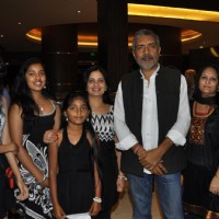"Prakash Jha during the release of Kailash Kher's new album ""Kailasha Rangeele"" in Mumbai"