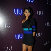 Nigaar Z. Khan at launch of LIV One Boutique Nightclub in Mumbai