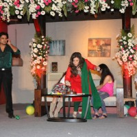 Delnaaz Paul at launch of TV serial 'Kya Huaa Tera Vaada' on Sony TV at Hotel JW Marriott