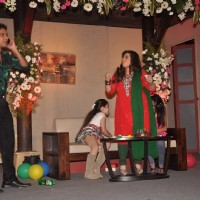 Delnaaz Paul act at launch of TV serial 'Kya Huaa Tera Vaada' on Sony TV at Hotel JW Marriott