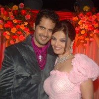 Deepshikha and Kaishav Arora sangeet ceremony in Mumbai
