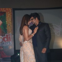 Bipasha Basu and R. Madhavan at Music launch of movie 'Jodi Breakers' at Goregaon | Jodi Breakers Event Photo Gallery