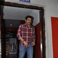 Arbaaz Khan at Special screening of the film 'Agneepath' at PVR Juhu in Mumbai | Agneepath(2012) Event Photo Gallery