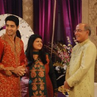 Mukesh Solanki in tv show Parichay