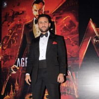Saif Ali Khan at the 'Agent Vinod' Press Conference | Agent Vinod Event Photo Gallery