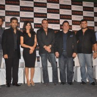 Hrithik, Karan Johar, Sanjay Dutt, Rishi Kapoor and Priyanka at Success party of movie 'Agneepath' | Agneepath(2012) Event Photo Gallery