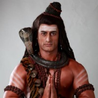 Mohit Raina as Lord Shiv in Devon Ke Dev. Mahadev