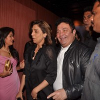 Rishi Kapoor and Neetu Singh at Sanjay dutt's bash for agneepath. | Agneepath(2012) Event Photo Gallery