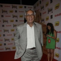 Yash Raj Chopra at 57th Idea Filmfare Awards 2011
