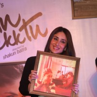 Kareena Kapoor at Press meet of movie 'Ek Main Aur Ekk Tu' photography exhibition at Cinemax in Mumb | Ek Main Aur Ekk Tu Event Photo Gallery