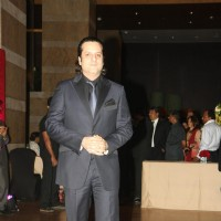 Fardeen Khan grace Ritesh Deshmukh & Genelia Dsouza wedding reception in Mumbai