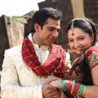Giaa Manek & Mohammad Nazim Shooting For Star Parivaar Awards 2012 Title Song