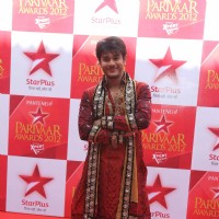Jay Soni at STAR Parivaar Awards Red Carpet