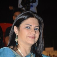 Kunickaa Sadanand Lall at International Women's Day 2012 event
