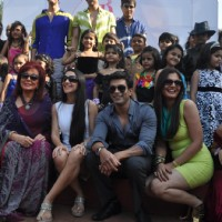 Karan Singh Grover, Deepshika Nagpal and Tara Sharma