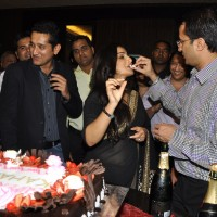 Vidya Balan at film KAHAANI success party at Hotel Novotel in Juhu, Mumbai | Kahaani Event Photo Gallery