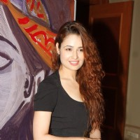 Uvika Choudhary at Kapil Sibal's book launch