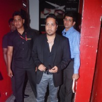 "Mika at ""Agent Vinod"" movie screening 