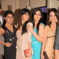 Cast of 'Housefull 2' at Times Now 'The Foodie Awards'