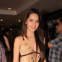Shazahn Padamsee at Times Now Foodie Awards 2012