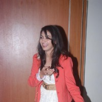 Sriti Jha at Saubhagyavati Bhava 100 Episode Success Party