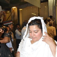 Dolly Bindra at chautha of Mona Kapoor